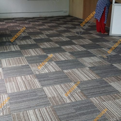 Free The Seed – PP Carpet Tiles