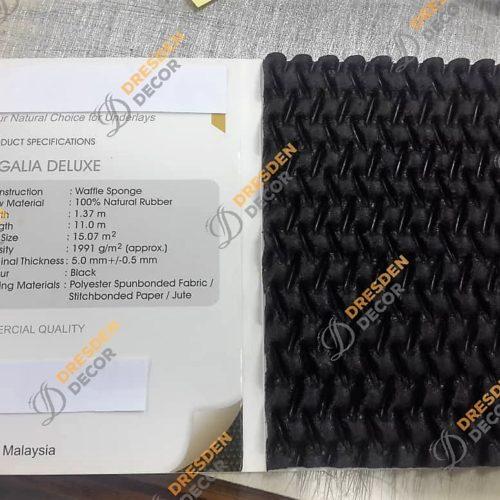 Carpet Underlayers – Rubber/P.U Bonded