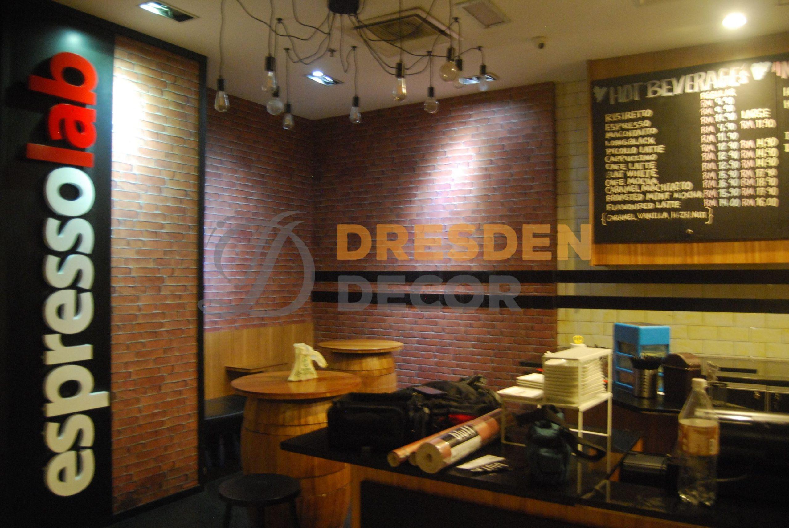 Publika Espresso Lab – European Wallpaper