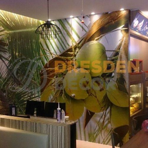 Setiawan Coconut Paradise-Photo Mural