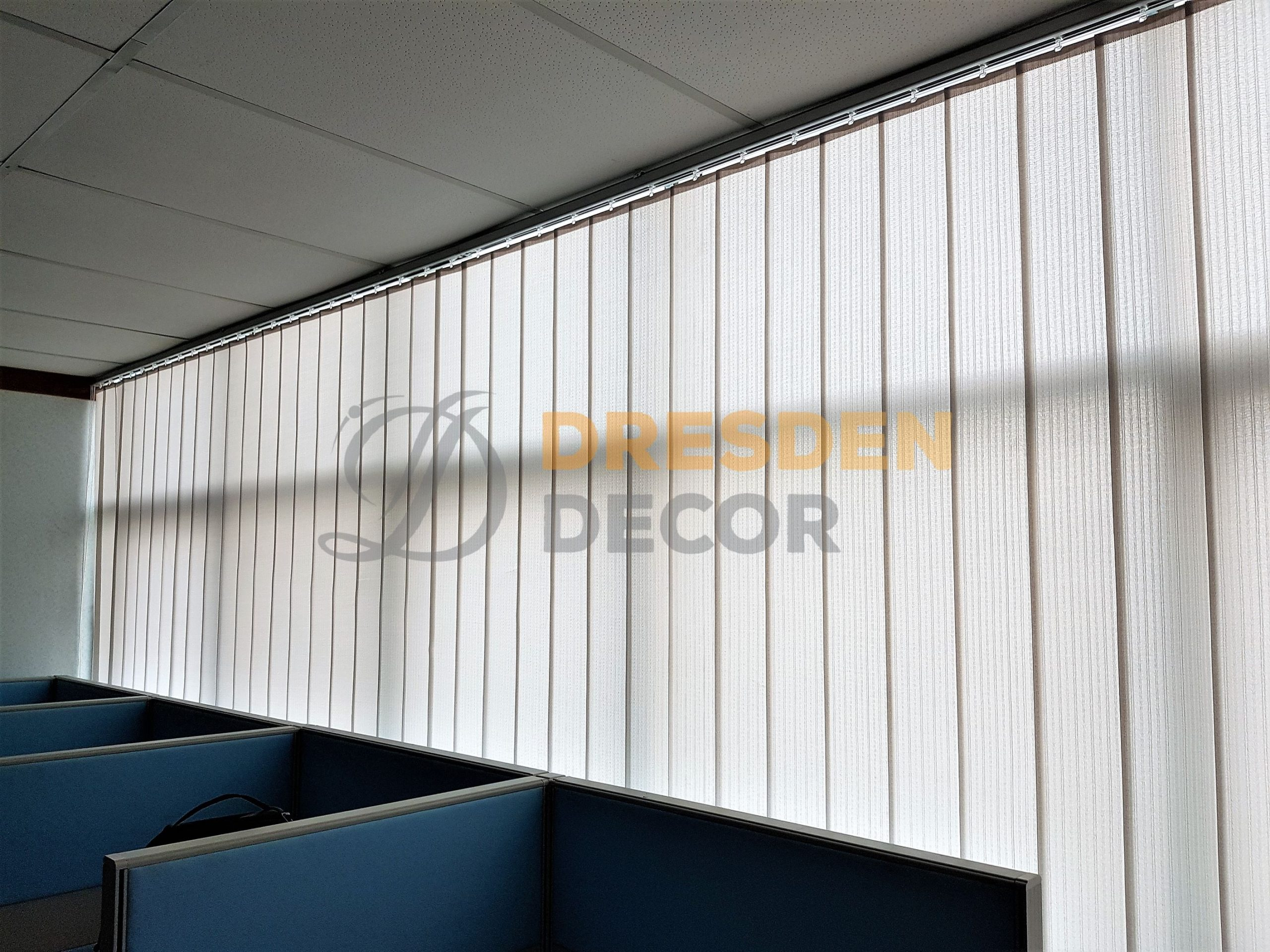 Plaza Seremban Office-Vertical Blinds