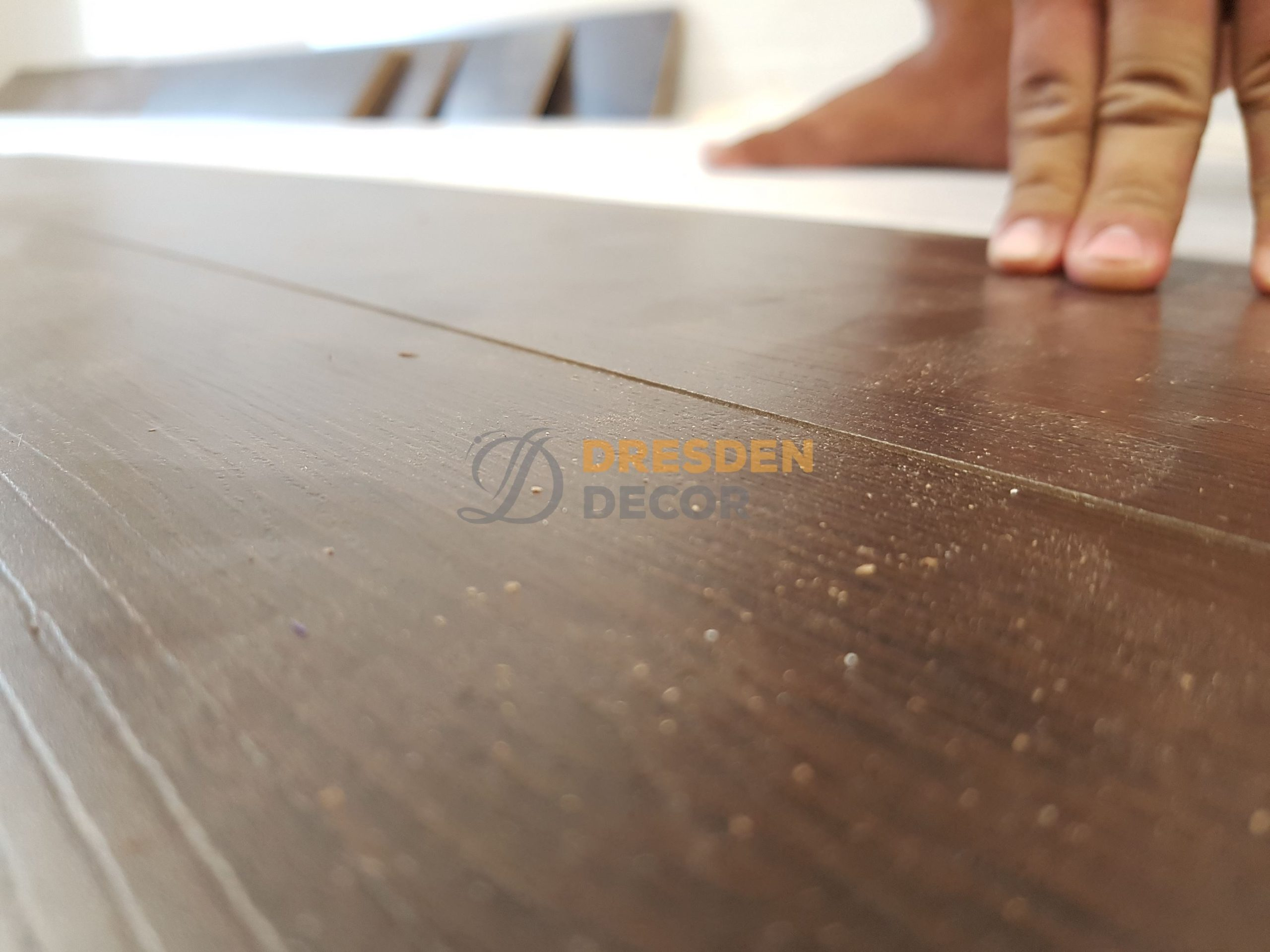 08mm Laminated Floorboard-Church KJ