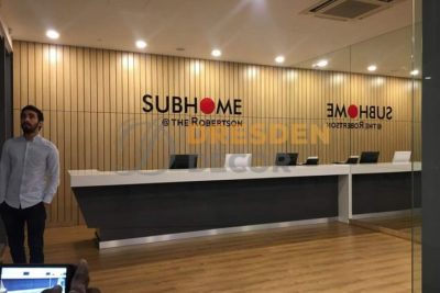 Subhome@Robertson-Laminated Floorboard