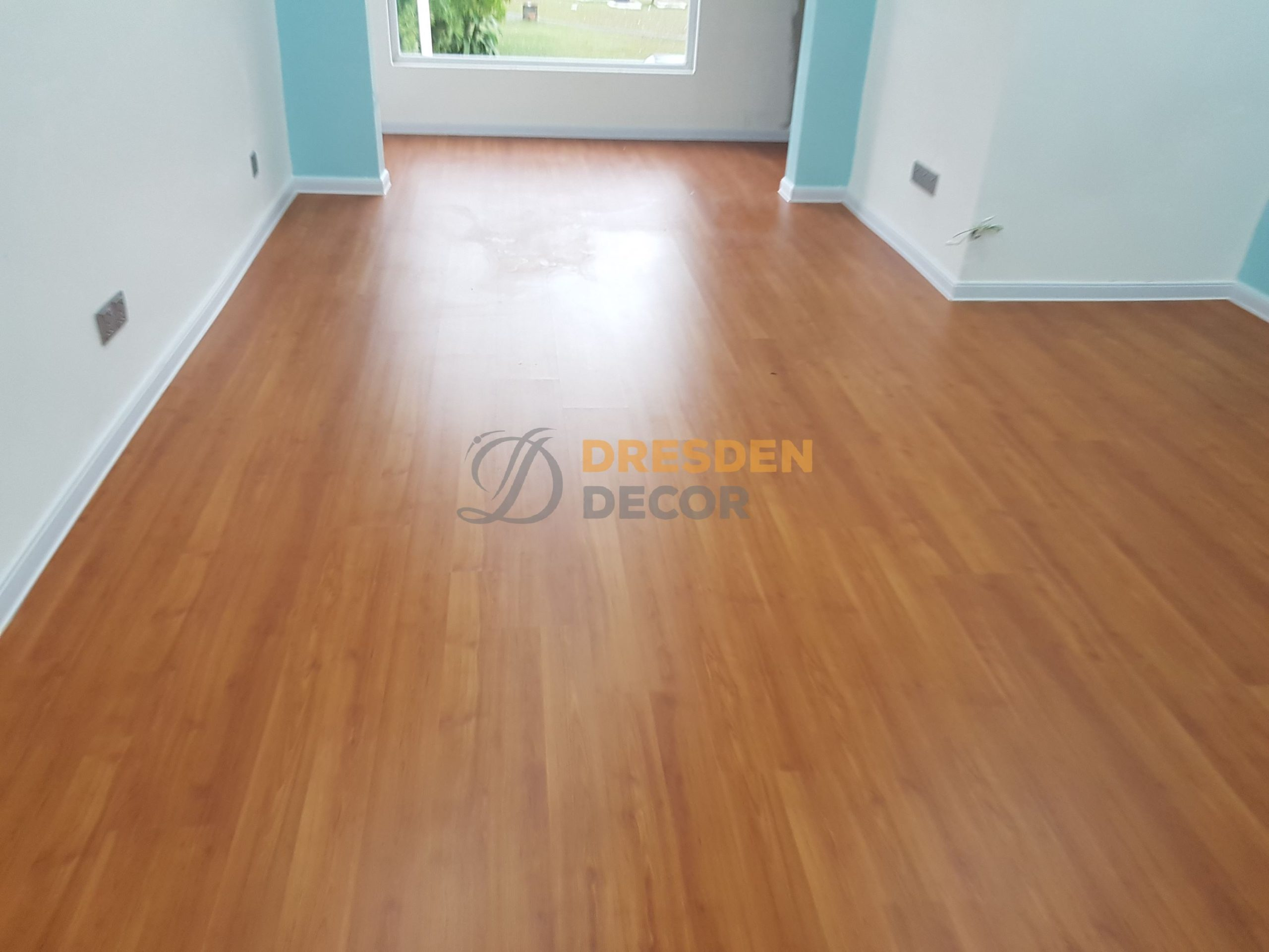 Laminated Floorboard-Private Residence K.L