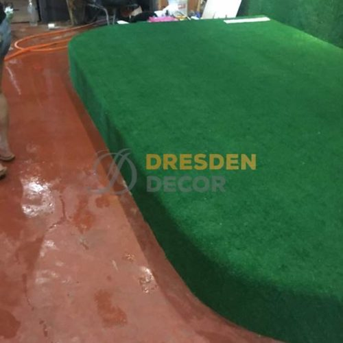 The Bier Pit – Grass Carpet for Wall & Stage