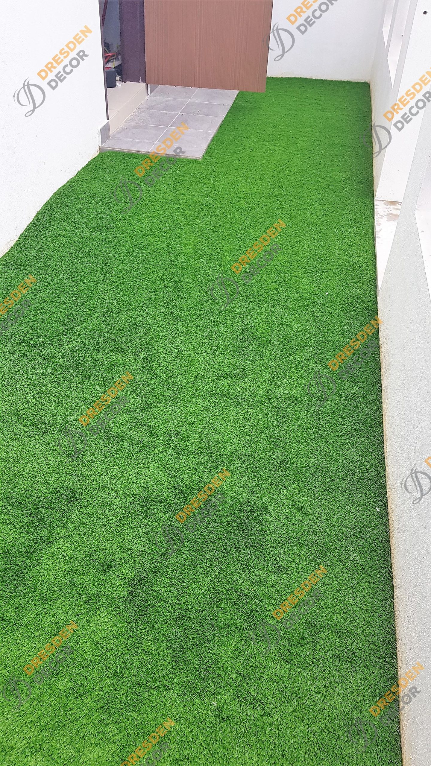 Setia Alam Residence-25mm Grass Carpet+Drain Cell